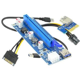 ANPIX Redukcia PCIe x1 na PCIe x16 ver009s