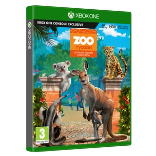 XBOX ONE Zoo Tycoon Ultimate Animal Edition