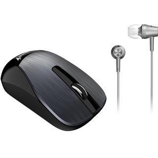 GENIUS Bezdrôtová myš MH-8015 šedá