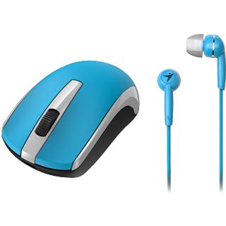 GENIUS Bezdrôtová myš MH-8100 modrá