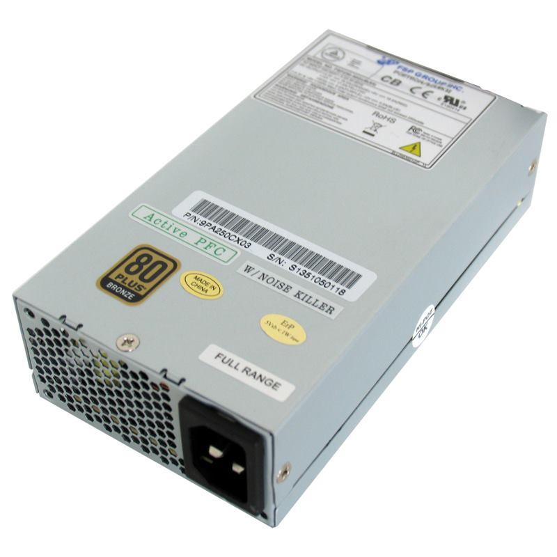 FORTRON ZDROJ 250W FSP250-50GUB 85+