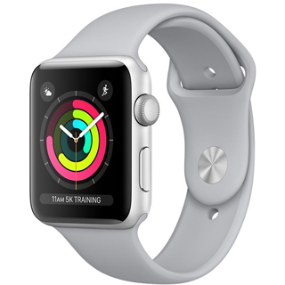 APPLE Watch SERIES 3 GPS Si ALU Case Sport FG 38mm