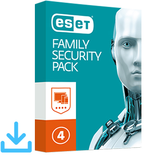 ESET Family Security Pack 2019 El. lic