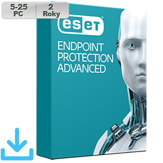 ESET Endpoint Prot Adv 2018 5-25PC na 2r