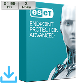 ESET Endpoint Prot Adv 2018 51-99PC na 2r