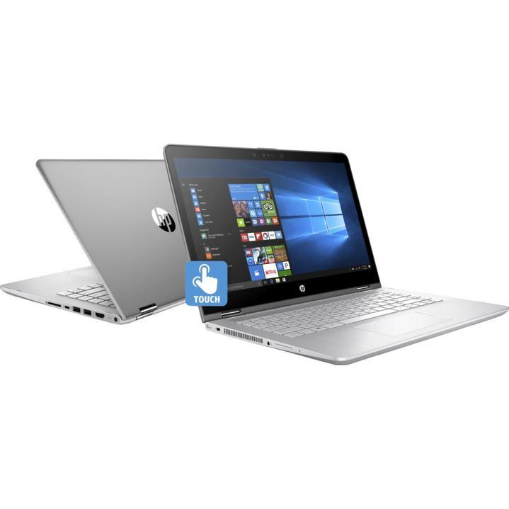 HP Pav 14 x360-ba011nc FHD i7-7500/8/512/NV/W10sil