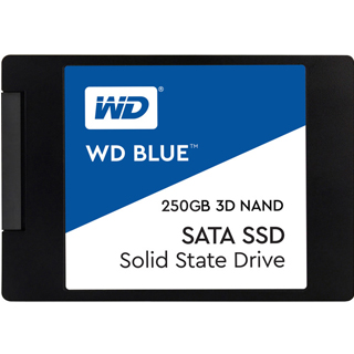 WD SSD Blue 3D NAND 250GB/2,5