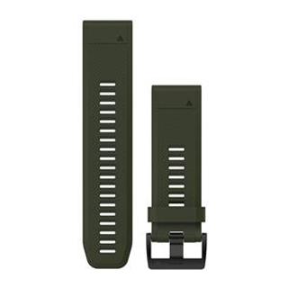 GARMIN Zelený silik. rem. QuickFit 26 Fenix 3/5X