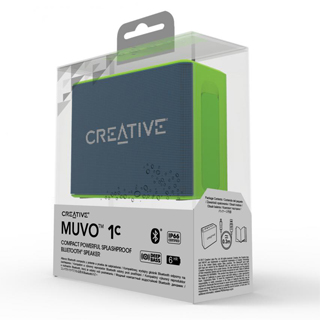 CREATIVE Bluetooth reproduktor MUVO 1C Green