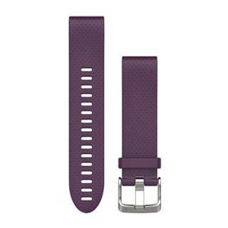 GARMIN Silikonový remienok QuickFit 20 fialový