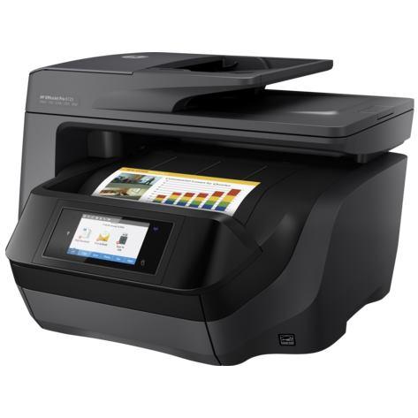 HP Multifunkcia OfficeJet Pro 8725 All-in-One A4