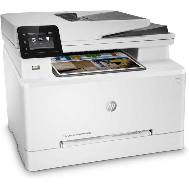 HP Multifunkcia LaserJet Pro MFP M281fdn A4 Otvor