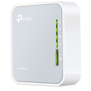 TP-Link TL-WR902AC 750Mbps Wireless AC Nano Router