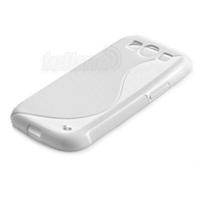 TellMe zadný kryt River pre Samsung G Mini biely