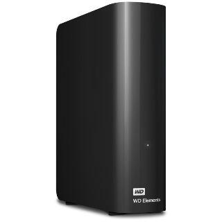 WD Elements Desktop 2TB black