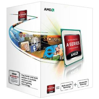 CPU AMD -- A4-4020 X2 Box FM2 AD4020OKHLBOX