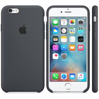 APPLE Silikónové púzdro pre iPhone 6/6s Gray