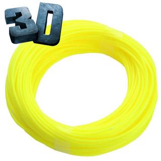 Nápln ABS pre 3D pero zlta 1.75mm