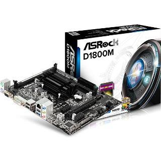ASROCK Základná doska D1800M