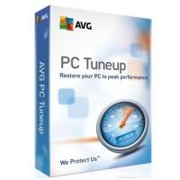 AVG PC Tuneup 1 PC + 1 rok