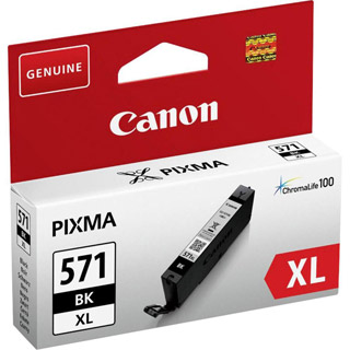 Cartridge CANON CLI-571BK XL Black