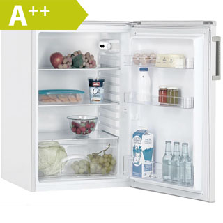 CANDY Monoklimatická chladnička CCTLS544WH biela