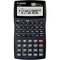 Canon F-502G vedecká kalkulačka