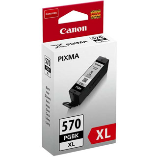 Cartridge CANON PGI-570PGBK XL Black
