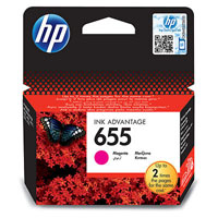 HP Cartridge CZ111AE magenta HP 655