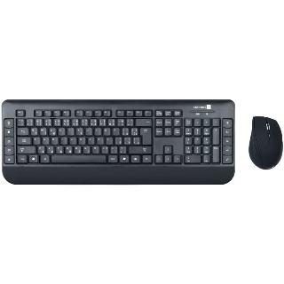 CONNECT IT bezdrôtová klávesnica + myš combo SK CI