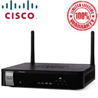 Cisco RV130W Multifunction Wireless-N VPN Router