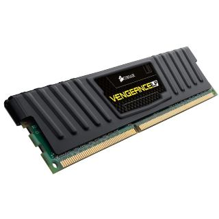 CORSAIR Vengeance BLACK 4GB/DDR3/1600MHz/CL9/1.5V/