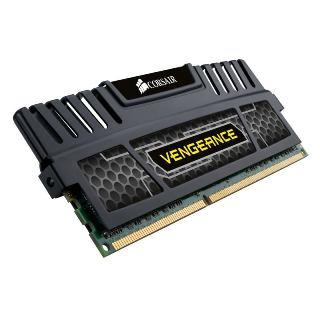 CORSAIR Vengeance BLACK 8GB/DDR3/1600MHz/CL10/1.5V