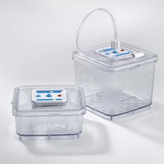 CONCEPT Dózy na vákuové skladovanie VD-8200