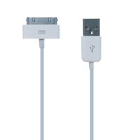 CONNECT IT CI-97 30pin USB kabel Apple White