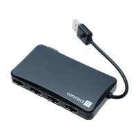 Connect IT USB 2.0 HUB so 4 portami