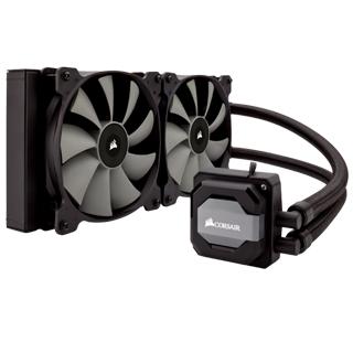 Corsair -- Hydro cooler H110i pre CPU