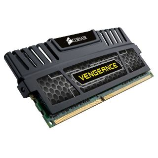 CORSAIR Vengeance BLACK 8GB/DDR3/1600MHz/CL9/1.5V
