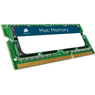 CORSAIR Mac MEMORY 8GB (2x4GB)/DDR3 SO-DIMM/1066MH