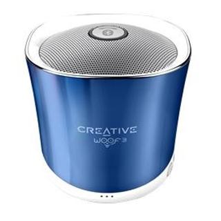 Reproduktory CREATIVE -- WOOF3 blue
