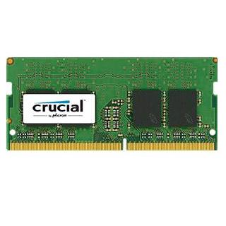 CRUCIAL 8GB/DDR4 SO-DIMM/2400MHz/CL17/1.2V/Single