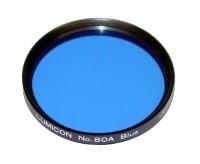 Modrý planetárny filter #80A 1,25