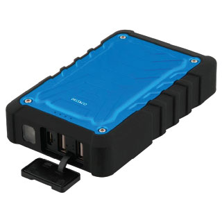 DELTACO Powerbank 7800mAh USB 5V 2,1A outdoor