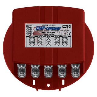EMP-CENTAURI Profiline DiSEqC prepínač S 8/1PCP-W2