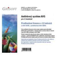 AVG Antivirus predlzenie lic. 1PC o 24mesiacov