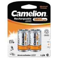 CAMELION Batérie nabíjateľné C 2ks NI-MH R14/C 350