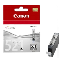 Cartridge CANON CLI-521B black