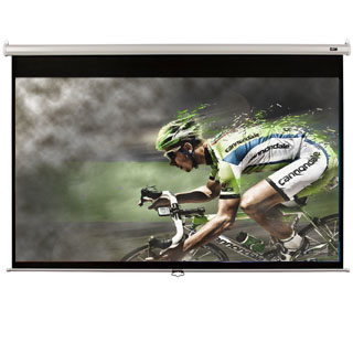 Elite Screens M120XWH2 proj. plat zavesne 265x150c