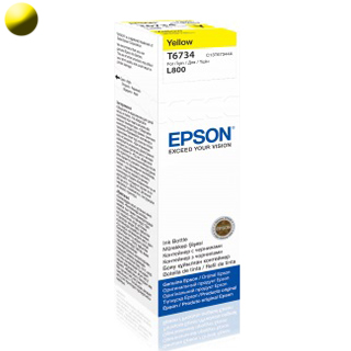 Cartridge Epson C13T67344A yellow