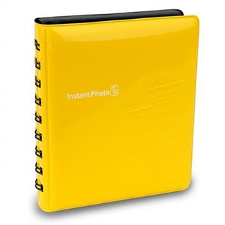 FUJI INSTAX Album žltý